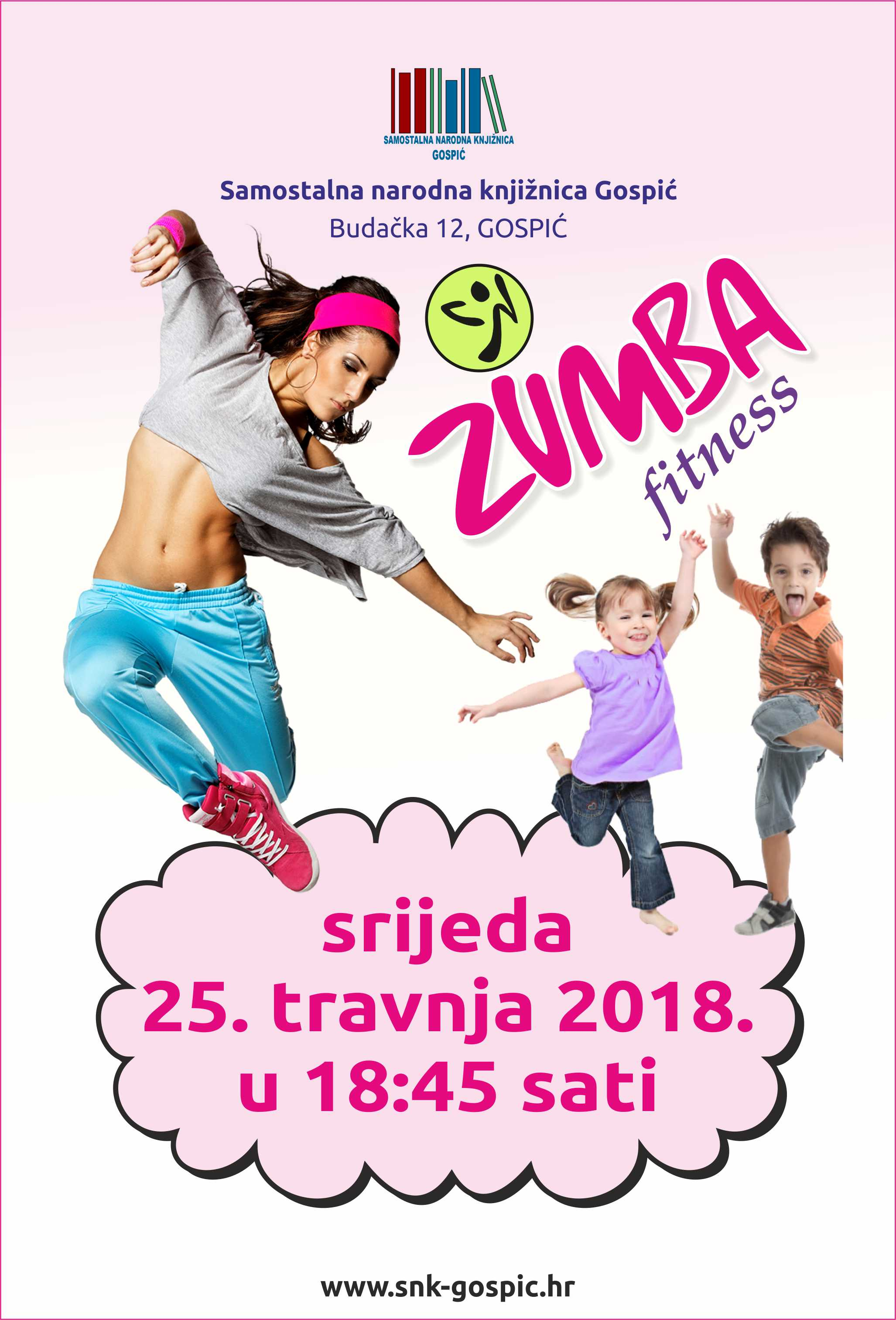 SNK-Zumba Fitnes