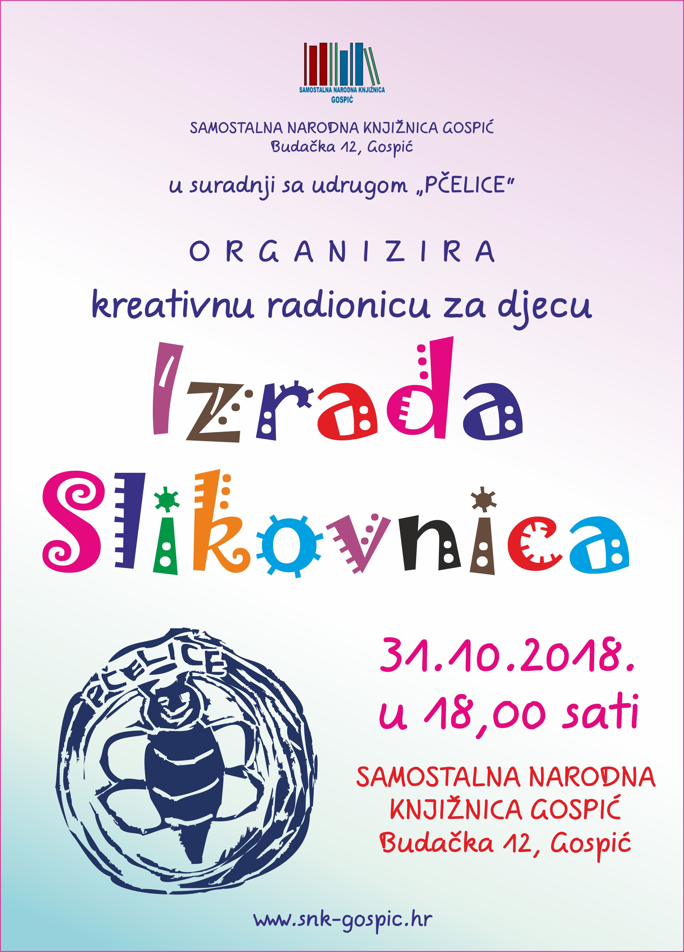 IZRADA SLIKOVNICA