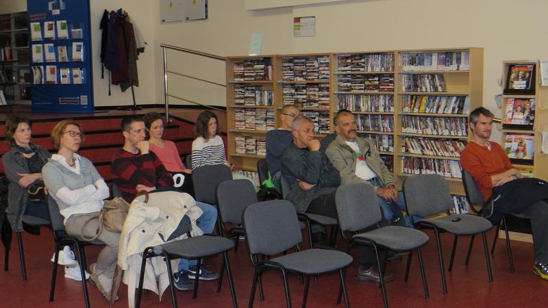 Gospićka knjižnica predavanjem o stripu obilježila Noć knjige