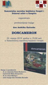 Predstavljanje knjige – Doncameron